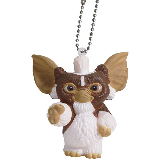 [Gremlins] squeeze key holder / Stripe