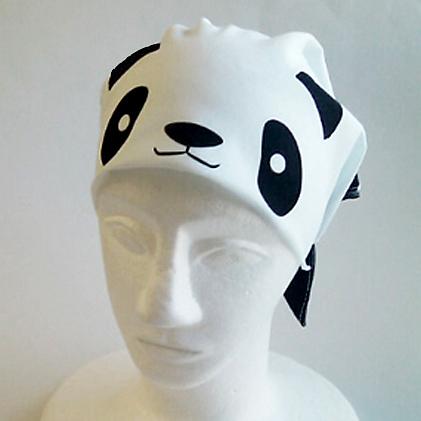どうぶつ なりきりバンダナ「パンダ」 なりきりバンダナ「パンダ」 Panda