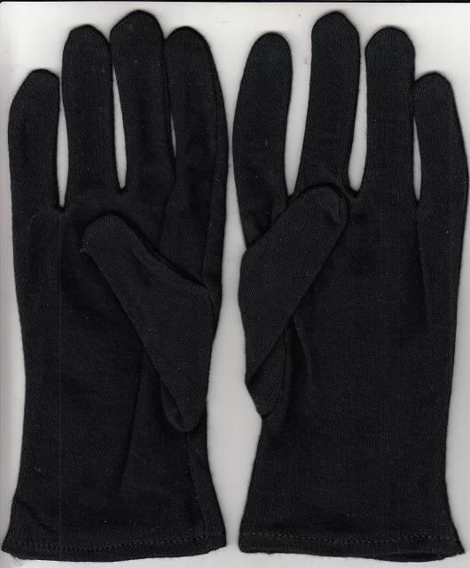 つり革や手すりを 直接触りたくない方洗って使える 綿100%ご利用ください Z 送料無料 黒 両手1組 公式 スムス手袋 卓越 綿の手袋 フリーサイズ抗ウイルス加工 綿100%男女兼用