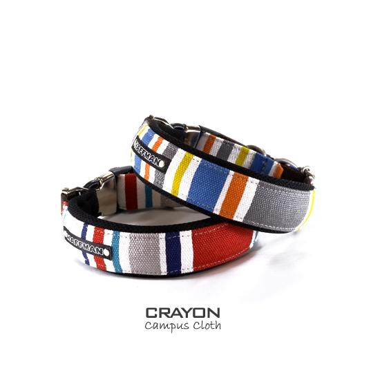 <RS>Crayon-クレヨン ワンタッチバックル(プラスティック) 16mm幅 犬の体重=5kgまで