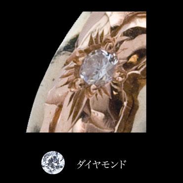 【ダイヤモンド】【オーダーメイド】0.03カラットダイヤモンド(セッティング料込み)