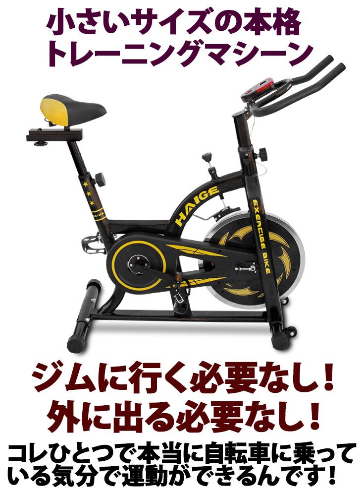 在自旋自行车 HG YX 5006 小尺寸的专业培训