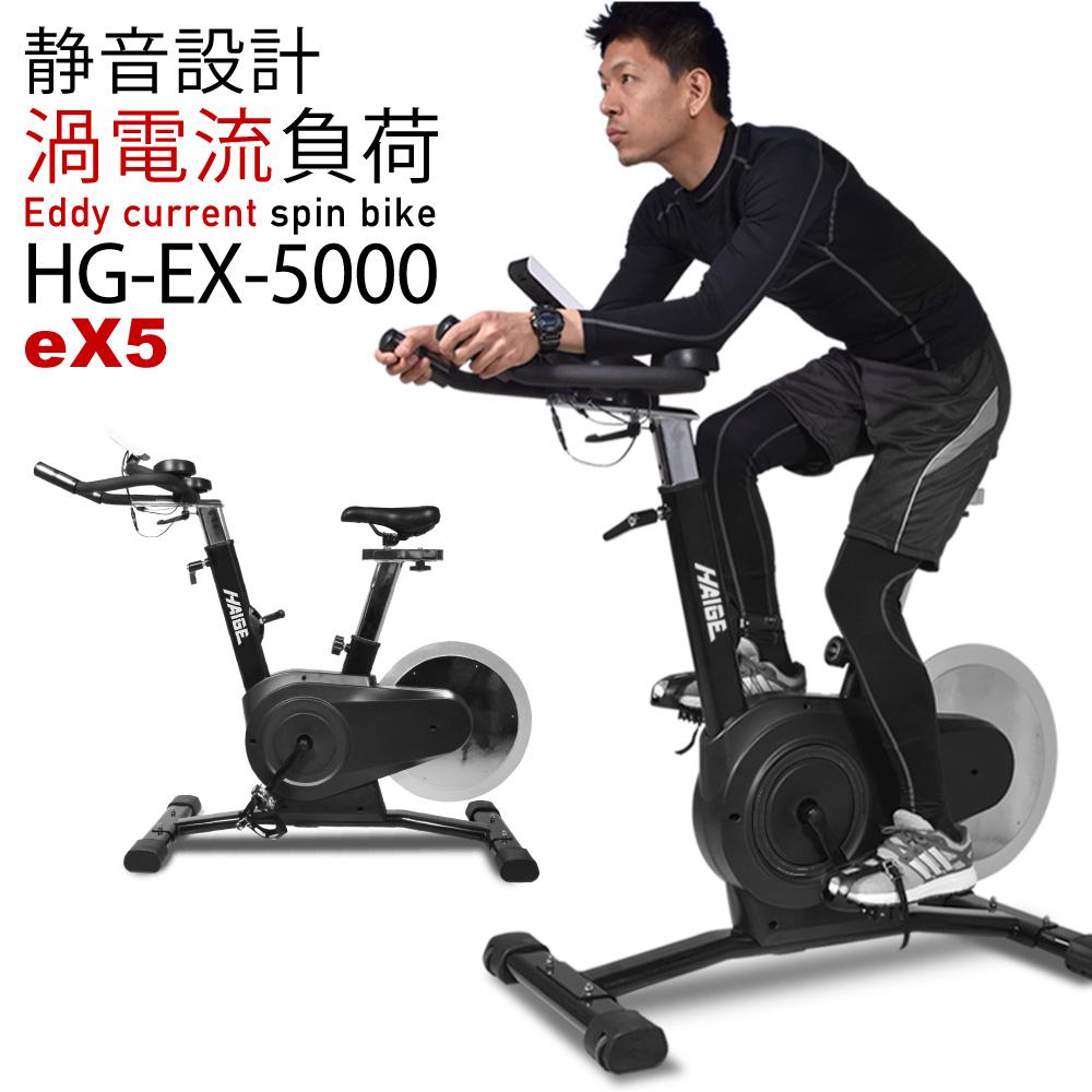 渦電流 スピンバイク eX5 エアロ フィットネス バイク HG-EX-5000 無音 静音 トレーニングバイク エアロ バイク ビクスエクササイズバイク エアロフィットネス バイク 【送料無料】【1年保証】