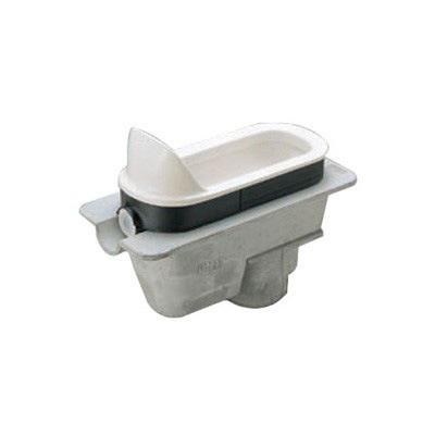 TOTO:和風便器用耐火カバー(床上施工タイプ) 床下給水便器用 型式:HGS755