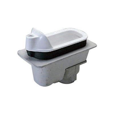 TOTO:和風便器用耐火カバー(床上施工タイプ) 型式:HGS137S