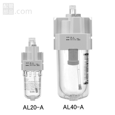 SMC:ルブリケータ 型式:AL40-F02B-A(1セット:10個入)