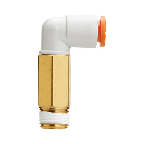 SMC:ロングエルボユニオン シール剤付 型式:KQ2W13-37AS(1セット:10個入)