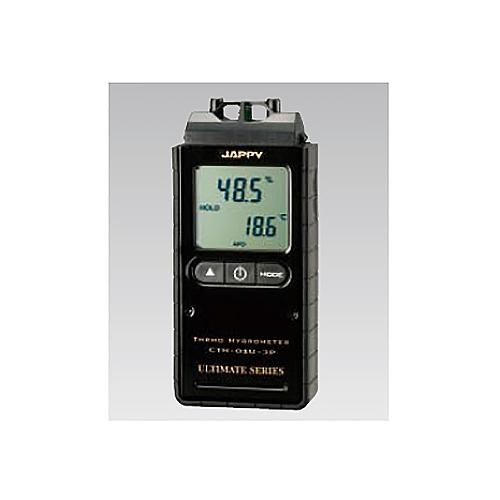 JAPPY(因幡電機):デジタル温湿度計 型式:CTH-01U-JP