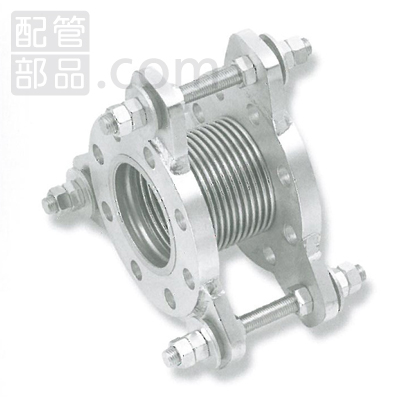 テクノフレックス:非溶接形防振継手 型式:B720(20K)-65A-110L