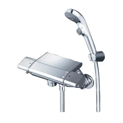 KVK:サーモスタット式シャワー(ワンストップシャワーヘッド付) 型式:KF850S2