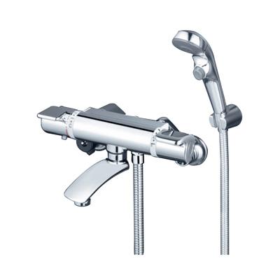 KVK:サーモスタット式シャワー(ワンストップシャワーヘッド付) 型式:KF890S2