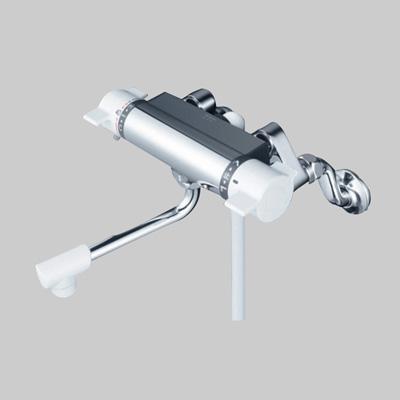 KVK:取替用サーモスタット式シャワー 型式:KF800WUR2