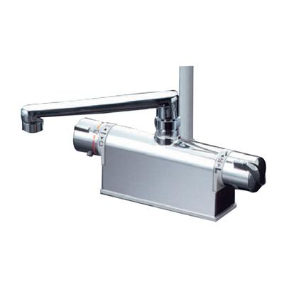 新作モデル KVK:デッキ形サーモスタット式シャワー(85mmタイプ) 型式:KF771ZNTR2:配管部品 店-DIY・工具
