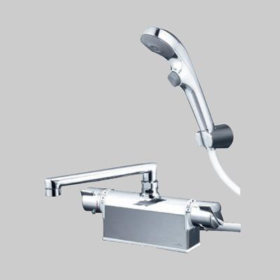 KVK:デッキ形サーモスタット式シャワー(ワンストップシャワーヘッド付) 型式:KF771TS2