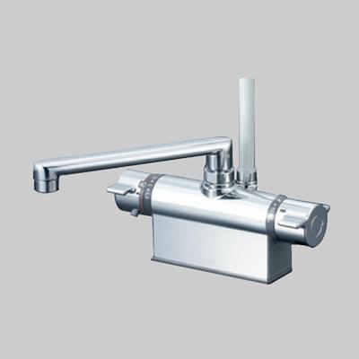 KVK:デッキ形サーモスタット式シャワー 型式:KF801T