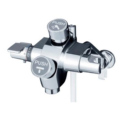 KVK:自閉式サーモスタント式シャワー 型式:KF3040