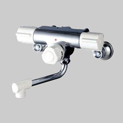 KVK:定量止水付2ハンドル混合栓 型式:KM59