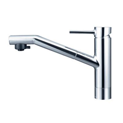 KVK:流し台用シングルレバー式シャワー付混合栓 型式:KM908Z