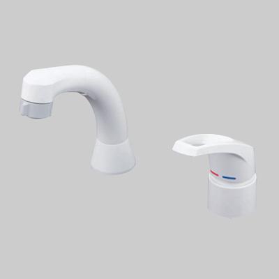 KVK:シングルレバー式洗髪シャワー 型式:KM8007Z