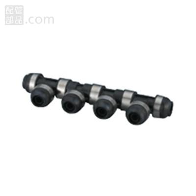 オンダ製作所:AA型 回転ヘッダー 型式:WH1-AA08(1セット:6個入)