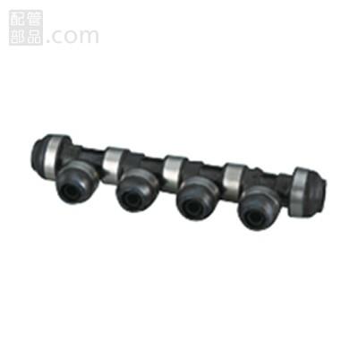 オンダ製作所:BB型 回転ヘッダー PEX 型式:WH1A-BB09(1セット:6個入)