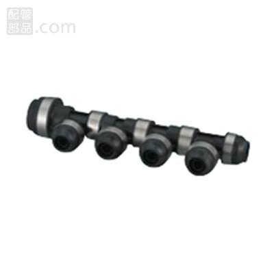 オンダ製作所:CA型 回転ヘッダー PEX 型式:WH1A-CA11(1セット:6個入)