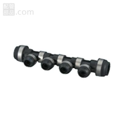 オンダ製作所:CC型 回転ヘッダー PEX 型式:WH1A-CC10(1セット:6個入)