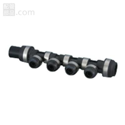 オンダ製作所:JC型 回転ヘッダー PEX 型式:WH1A-JC08(1セット:6個入)