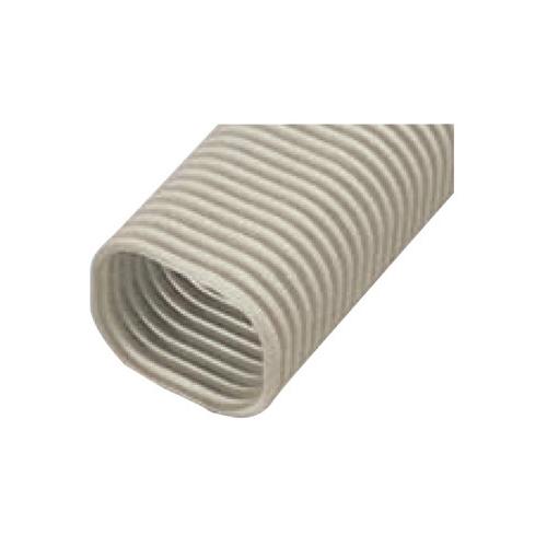 空調用配管器具品 空調配管化粧カバー 新色追加して再販 激安通販専門店 スリムダクト 因幡電機産業:フリーコーナー2m 型式:SF-77-2000-I フリーカットタイプ