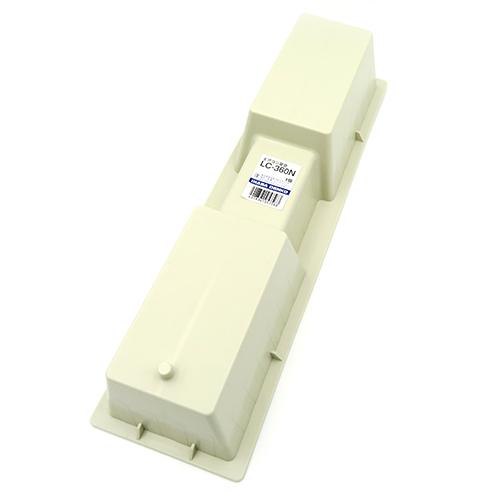 空調用配管器具品 防振材 70%OFFアウトレット 据付部品 今だけ限定15%OFFクーポン発行中 型式:LC-360N 因幡電機産業:樹脂製エアコン架台