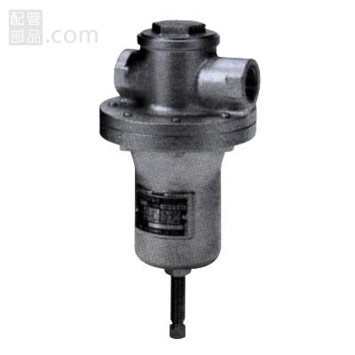 フシマン:減圧弁(弁箱CAC製) 型式:PPD41B-3-15A(1.0)