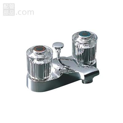 LIXIL(INAX):EC/ センターセットタイプ2 ハンドル 一般水栓 型式:LF-280A-GS
