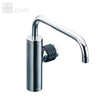 LIXIL(INAX):カウンター取付専用タイプ2ハンドル混合水栓 釉の美・創の美シリーズ 型式:LF-74