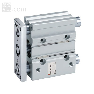 SMC:ガイド付薄形シリンダ 型式:MGPL12-100Z(1セット:10個入)