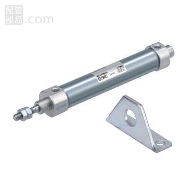SMC:エアシリンダ(オートスイッチなし) 型式:CJ2M16-30Z(1セット:10個入)
