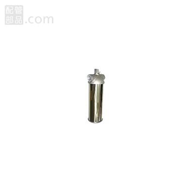 レッキス工業:フィルターハウジング SUSタイプ (SUS 304) <RPH-1S> 型式:RPH-1S1