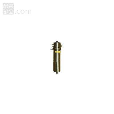 レッキス工業:フィルターハウジング SUSタイプ (SUS 316) <RH-1S> 型式:RH-1S1