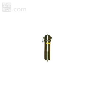 レッキス工業:フィルターハウジング SUSタイプ (SUS 316) <RH-1S> 型式:RH-1S3