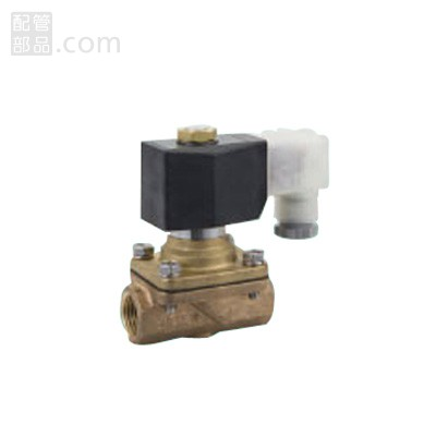 CKD:パイロットキック式2ポート電磁弁(ダイアフラム駆動) 型式:ADK11-8A-02H-AC200V