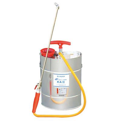 マルナカ:ワン皮式肩掛噴霧器 型式:KA3