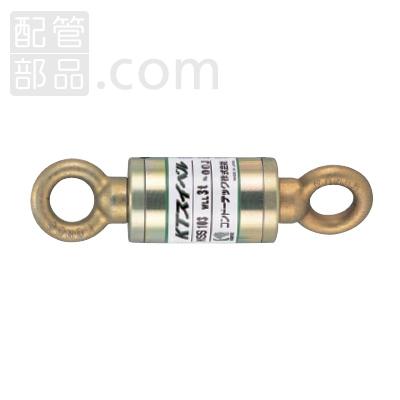 コンドーテック:ワイヤロープ用ベアリングスイベル KSS型 型式:KSS-105