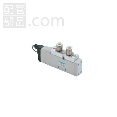 CKD:パイロット式5ポート弁 ダイレクト配管 型式:4GA410-C12-E2-3