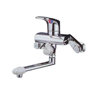 ミズタニバルブ工業:壁付サーモ混合栓 型式:MB300DX