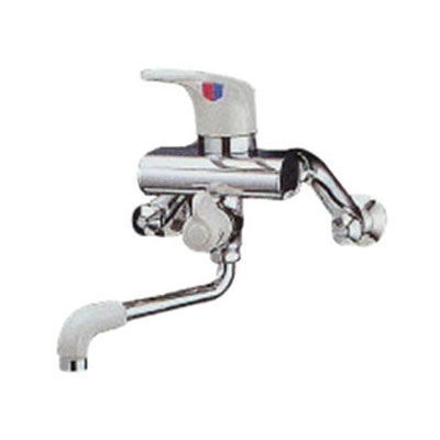 ミズタニバルブ工業:壁付サーモ混合栓 型式:MB300DA