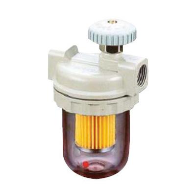 新登場 ガス用配管器具 業界No.1 灯油コック 型式:OF-100SVC オンダ製作所:オイルストレーナー