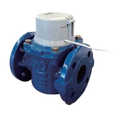 愛知時計電機:よこ形軸流羽根車式水道メーター <FTU> 型式:FTU80 4