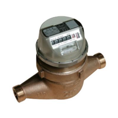 愛知時計電機:接線流羽根車式温水メーター 型式:PHD25 V