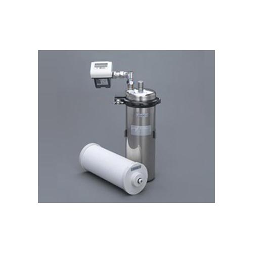 キッツマイクロフィルター:オアシックス業務用C浄水器(流量計付) <LOAS-0> 型式:LOAS-0