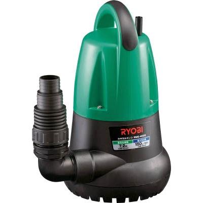 京セラインダストリアルツールズ(リョービ):水中汚水ポンプ 型式:RMG-4000 60HZ