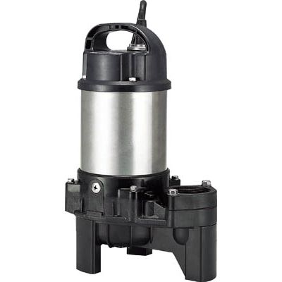 鶴見製作所:ツルミ 樹脂製汚物用水中ハイスピンポンプ 60HZ 50PU2.4 60HZ 型式:50PU2.4 60HZ